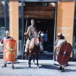 Ausstellungseröffnung LandesMuseum Bonn, römische Reiterei
