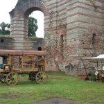 Trier Vortrag ohne Pferd, römische Reiterei