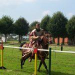 römischer Reiter, römische Reiterei, Xanten